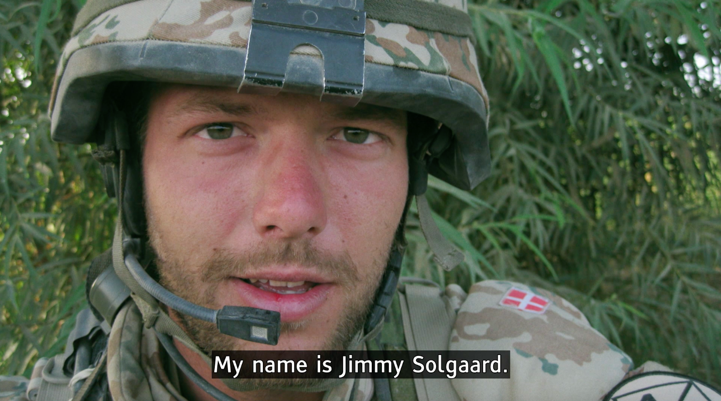 Jimmy's War-Soldier Seeking Answer