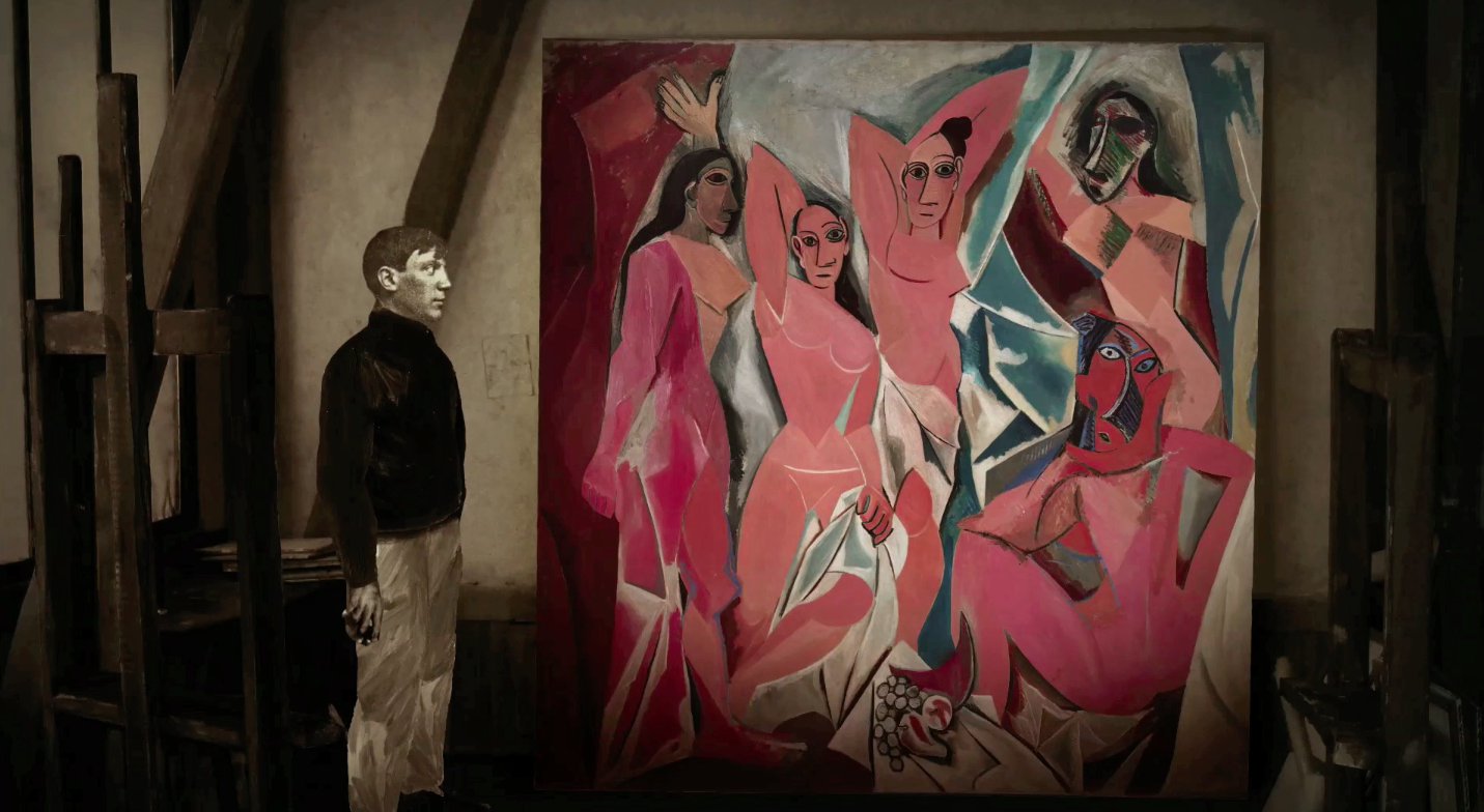 The Adventurers of Modern Art-Picasso and his Gang 1909-1916
