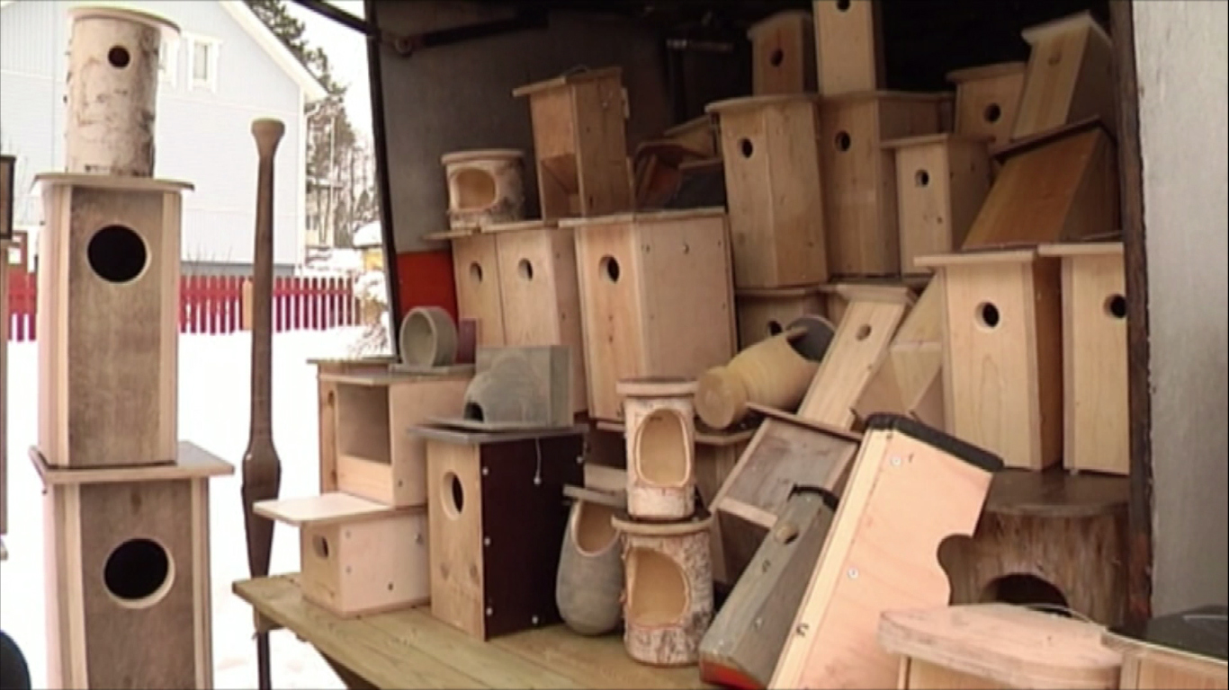 One Million Birdhouses